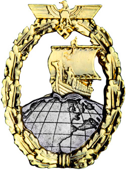 Kormoran-badge
